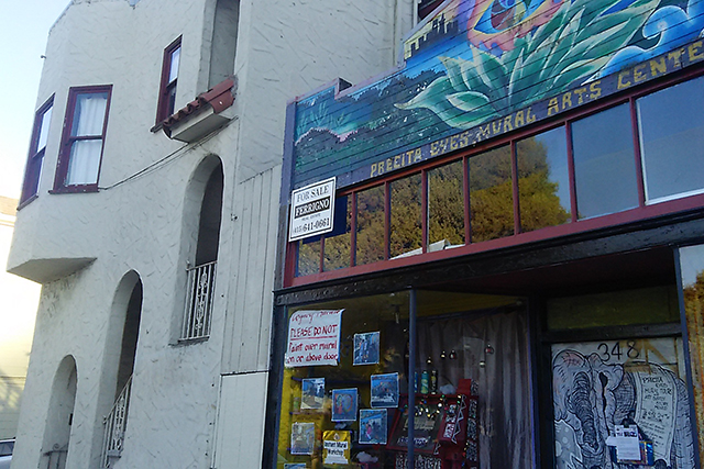 SF Mission Tenants, Muralists Make a Deal to Buy Building
