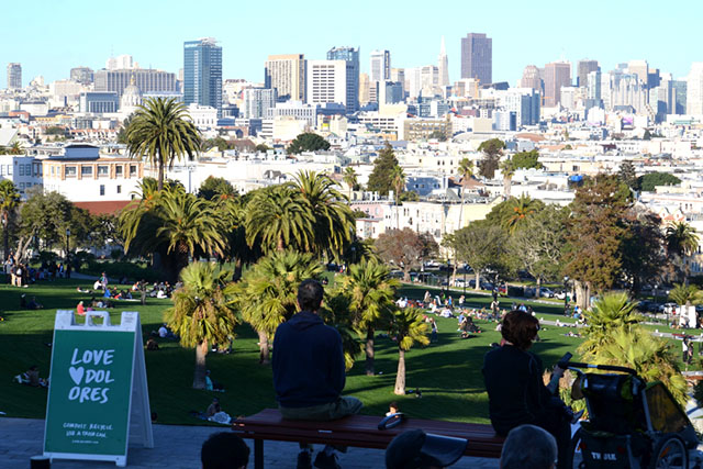 It's Back! Pics from Dolores Park's Reopening (and Aftermath)