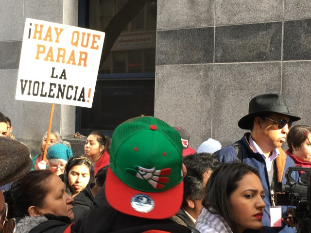 SF Advocates Hold Protest Against Recent Immigration Raids