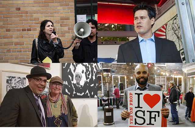 SF Mission Candidates Talk Homelessness