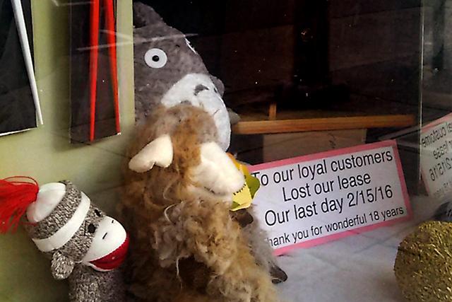 Online Biz, Rising Rents Close Valencia St. Stores