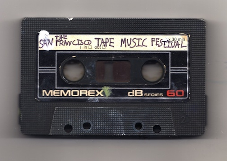 Tape Music Festival Celebrates Audio Art in SF Mission
