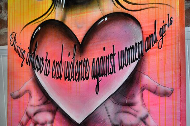 heart women violence