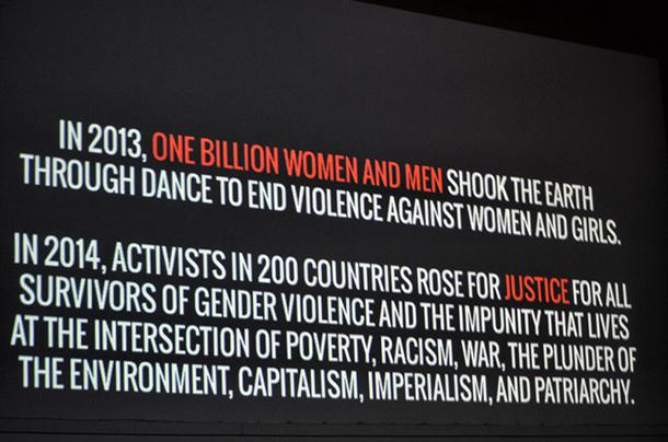 women violence one billion