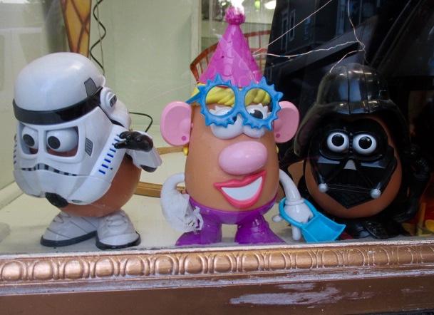 SNAP: Plastic Friends on Valencia St