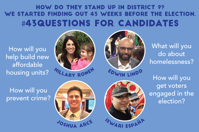 District 9 Candidates Welcome SFPD Union Endorsement — With Caveats