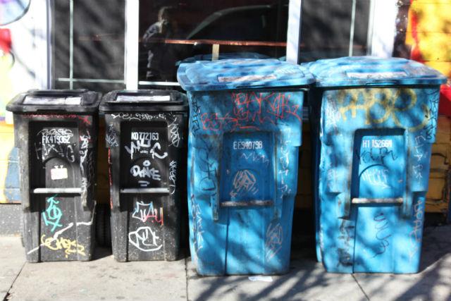 SNAP: Trashcan Graffiti