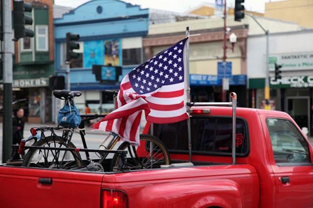 SNAP: Patriotic Ride