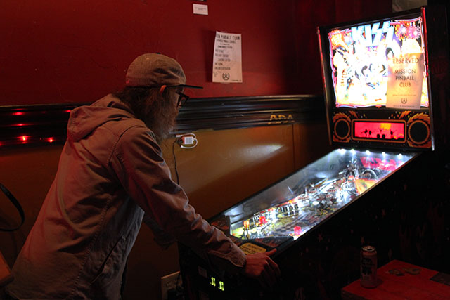 Mission Pinball League Flips for Friendly Competition - Mission Local