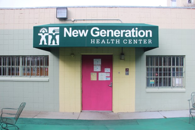 The New Generation Health Center at 625 Potrero Avenue. Photo by Joe Rivano Barros.