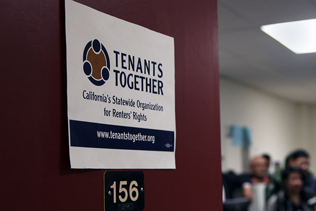 Displaced Tenants Group Finds Home in SF Mission