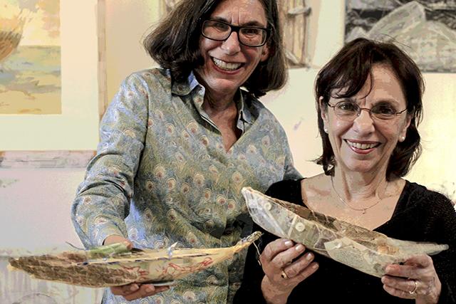 Artist Plans Peer Workshop for Displaced Artists