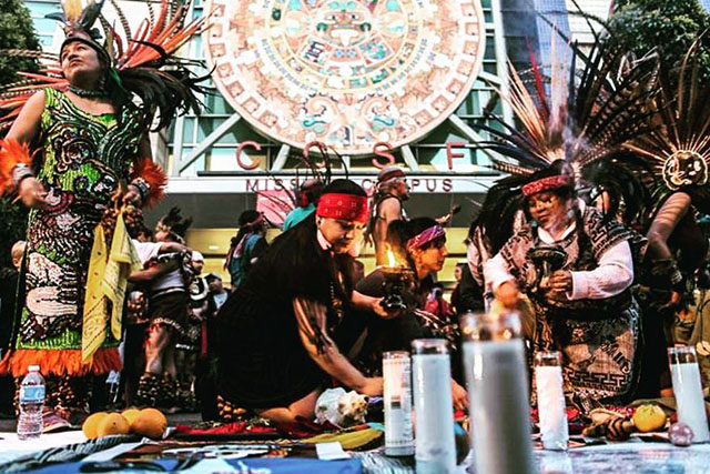 SF Mission's Mexika New Year a Nine-Year Tradition