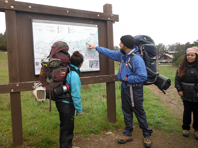 SF Students Get Leadership Education from the Great Outdoors
