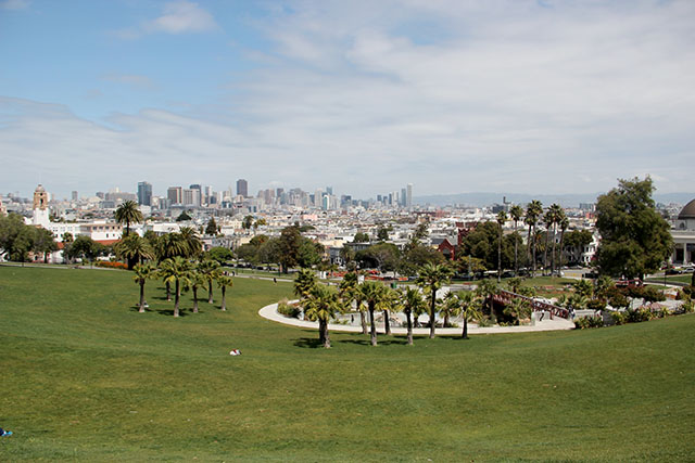 Attempted Dolores Park bike robbery foiled by cops