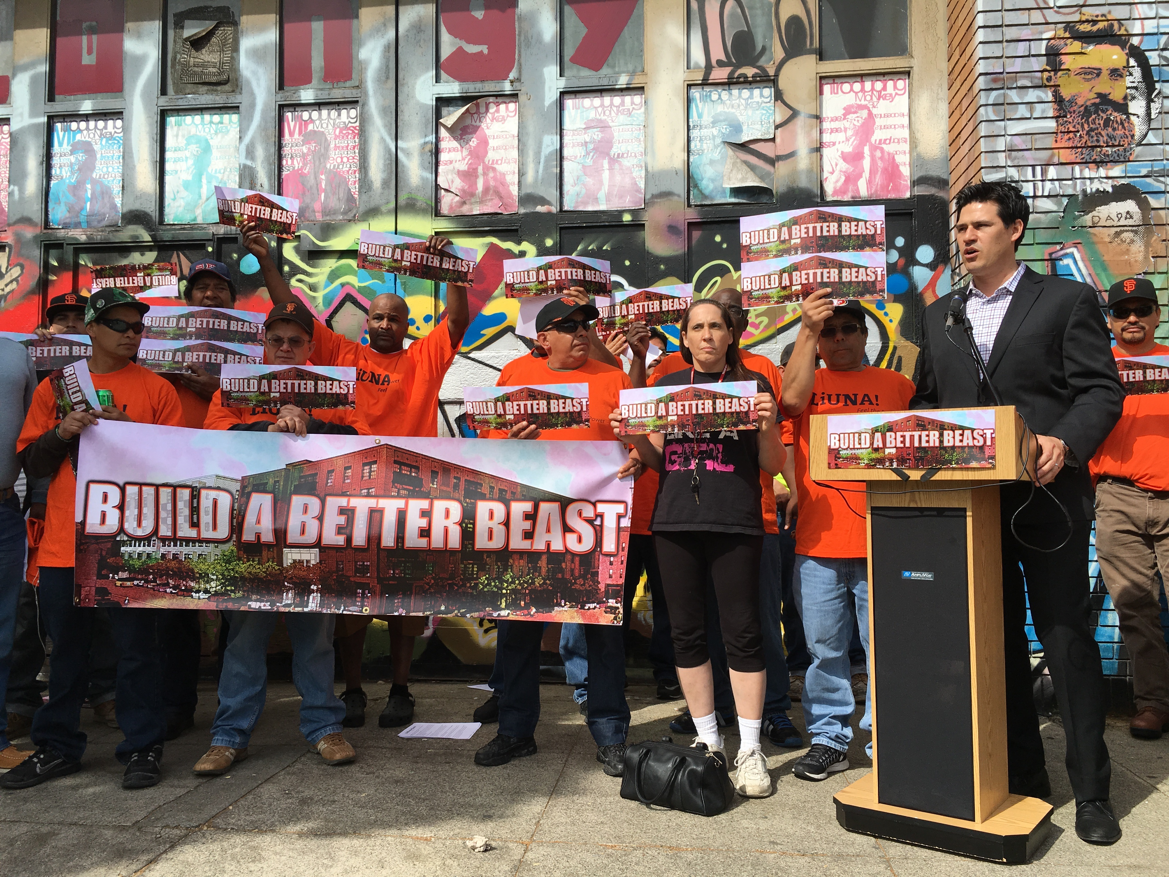 Construction Union Opposes Bryant St. Housing Project