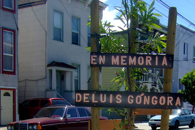 SNAP: Memorial to Luis Gongora