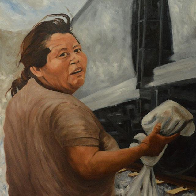 """""""Norma"""" by Claudio Talavera Ballón"""