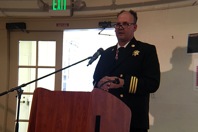Neighbors Turn up the Heat on SF Fire Commission