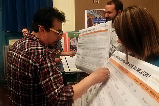Planners of Mission's Future Seek Priorities