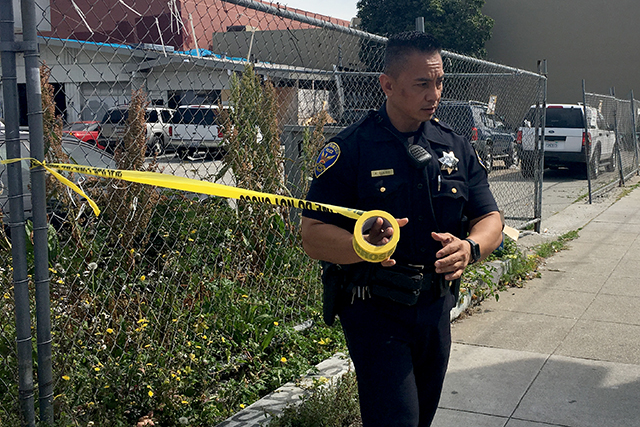 Police Shoot and Kill Homeless Man in SF Mission