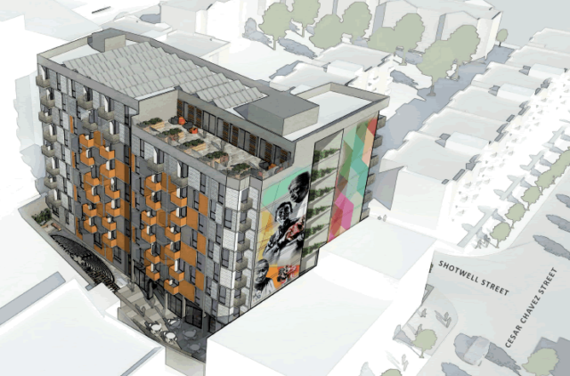 96 Units of Affordable Senior Housing Approved for SF Mission