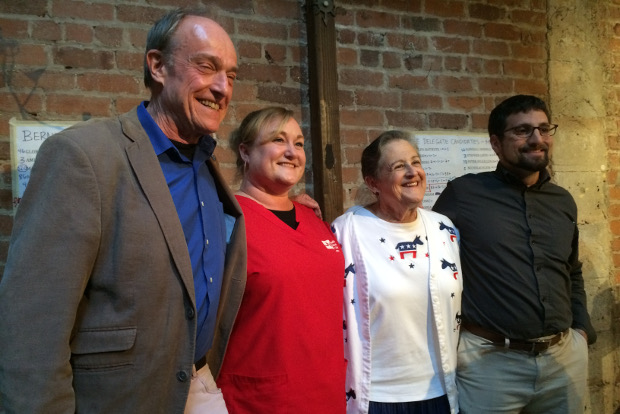 Local Delegates Qualify for the Democratic National Convention (Updated)