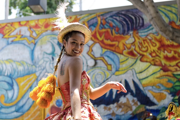 Photos: Carnaval 2016 in SF Mission