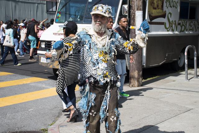 Carnaval Weekend Starts Off Hot