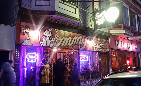 Emmy's Spaghetti Shack: Funky Vibe, Pasta and More