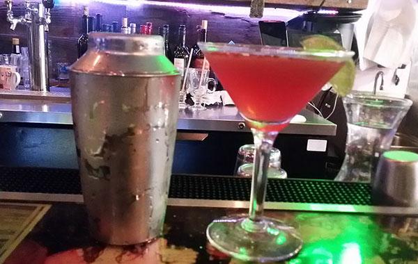 Emmy's soboloff martini.