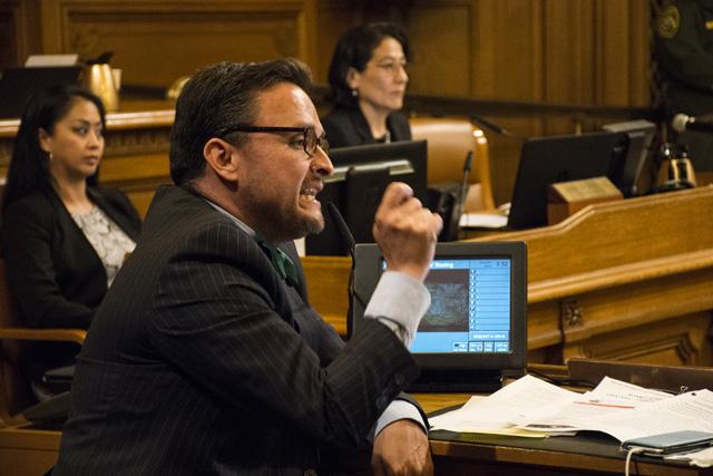 Supervisor David Campos Calls for Police Chief's Removal