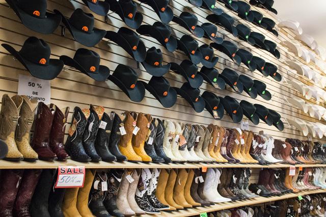 SF Mission's Last Shop for Cowboy Wear