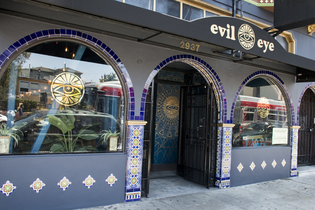 "Bar and Restaurant ""Evil Eye"" to Open in Former Coco Frio Space"