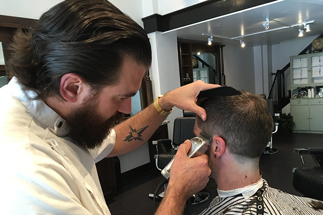 More Than Trims at New Mission St. Grooming Club