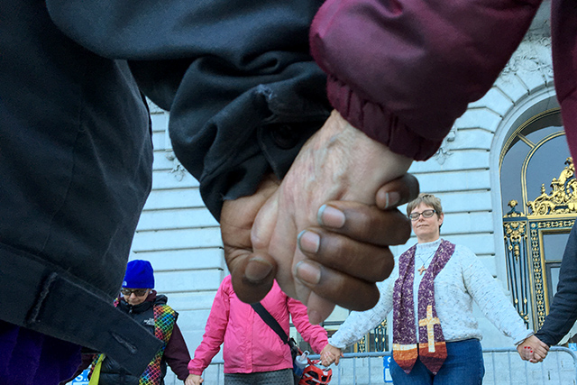 Religious Groups Continue Push for Police Reform