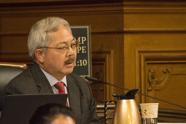 SF Mayor Says He Has Yet to Read D.A.'s Preliminary Findings on SF Police Problems