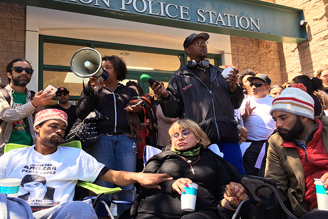 Refusing Food and Compromise, 'Frisco Five' to Meet With Mayor