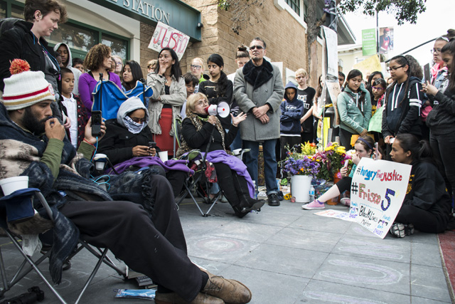 Mayor Stands by Chief in Phone Call with SF Mission Hunger Strikers