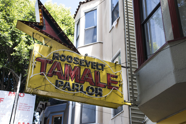 Roosevelt Tamale Parlor Space Will Host New SF Mission Pop-Up