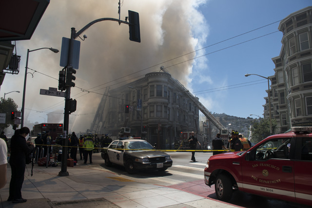 $33,000 Raised for Tenants Displaced by Fire