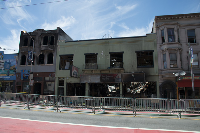 Businesses Try to Regroup After Mission District Fire