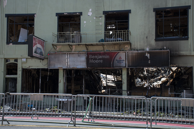 Fundraiser Planned for Businesses Damaged in Mission Bernal Fire