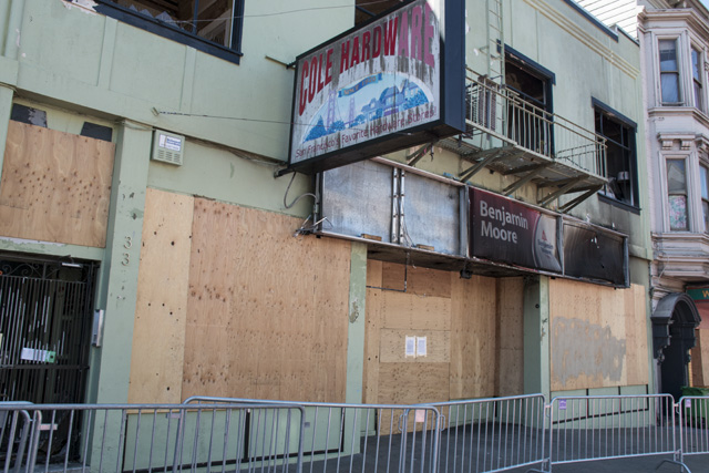 Disaster Loans Available to Businesses Damaged in Mission Bernal Fire