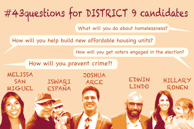 District 9 Candidates on Teachers and the Housing Crisis