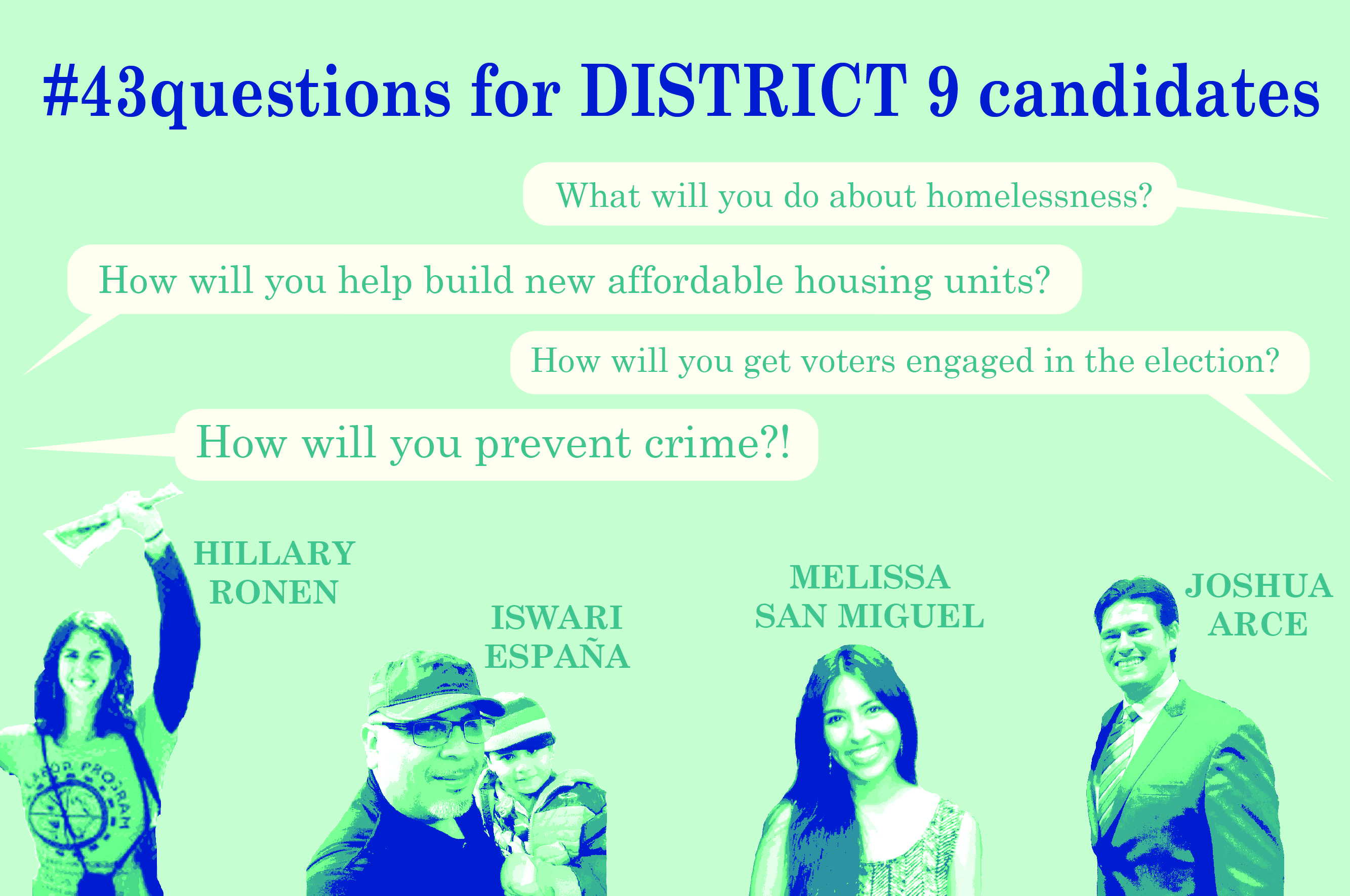 Candidates Lay Out Housing Plans for SF Mission