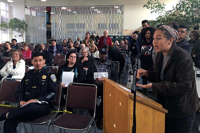 No Compromise on Police Use of Force Reform at Community Meeting