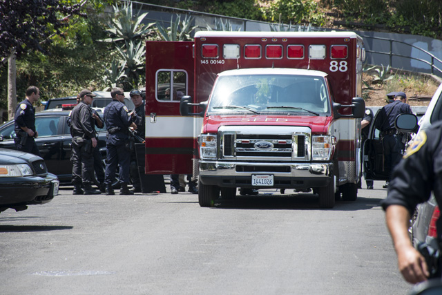 SFPD Standoff with 13-Year-Old Ends with Beanbags Fired