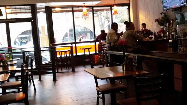 La Taza bar