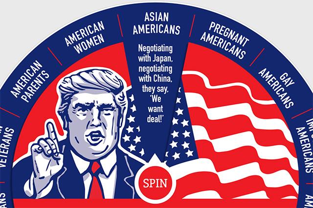 Mission Trump Bashing Goes Virtual